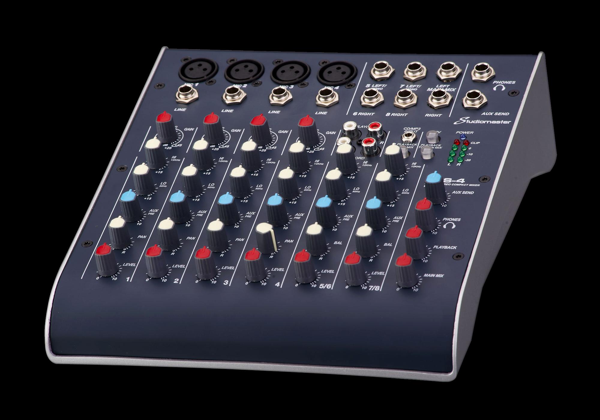 Studiomaster C2-4 C2S-4 mixer