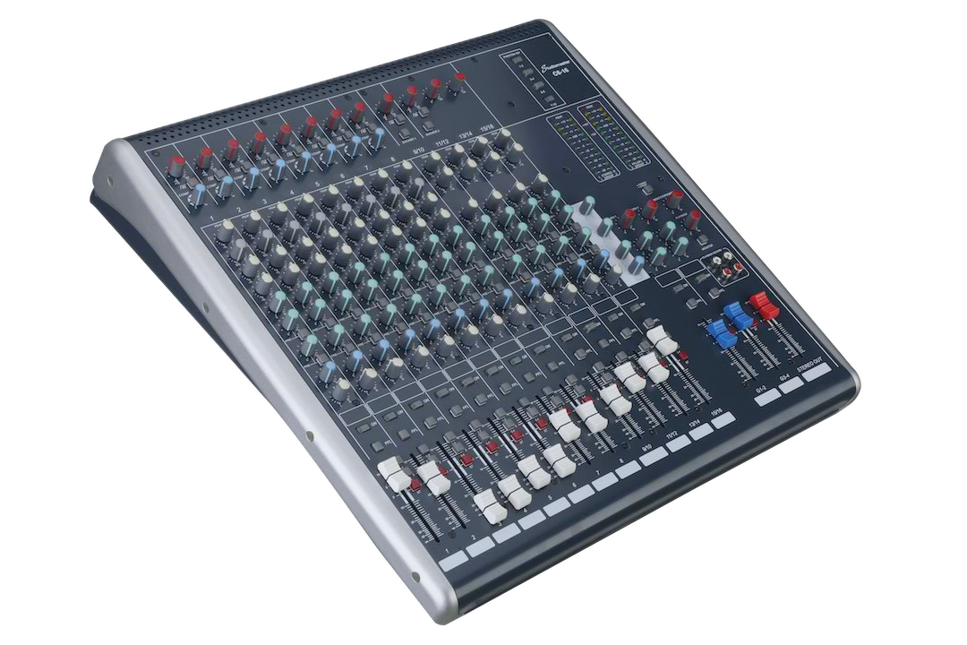 Studiomaster C6 16 Left side