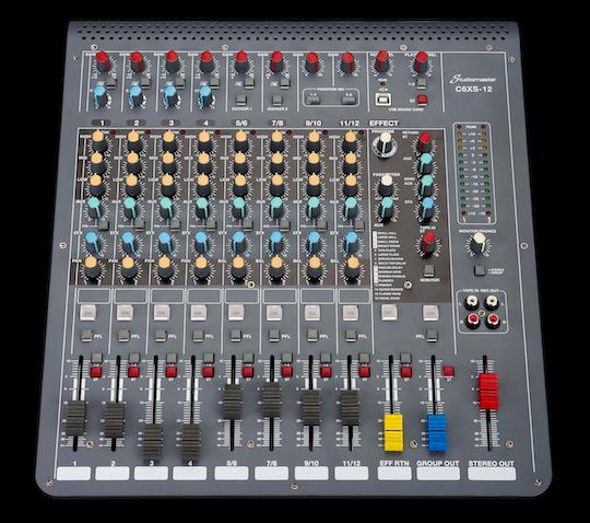Studiomaster C6XS-12 alpha