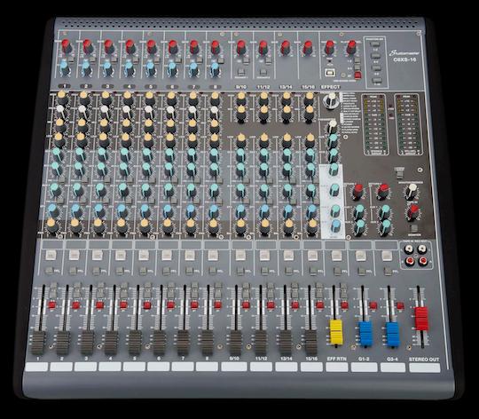 Studiomaster C6XS-16 alpha
