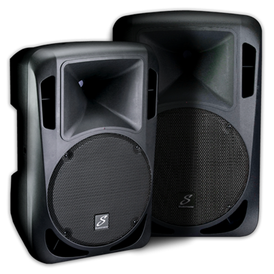 Studiomaster Drive series speaker cabinets