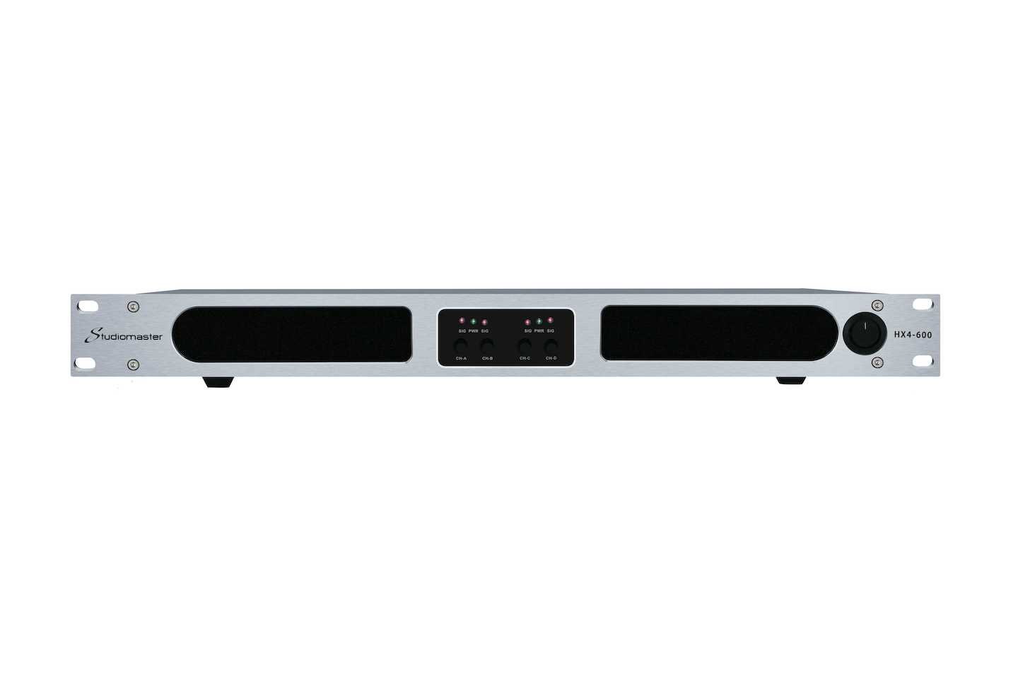 Studiomaster HX Amplifier front