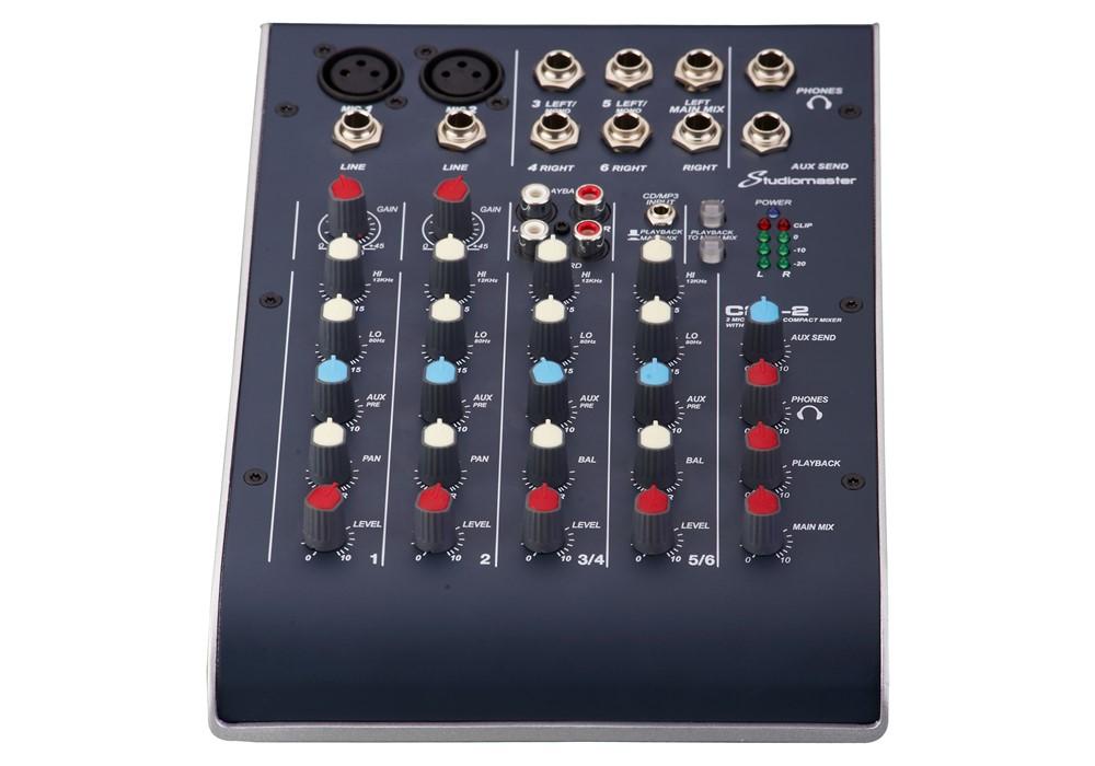 Studiomaster C2-2 image 1