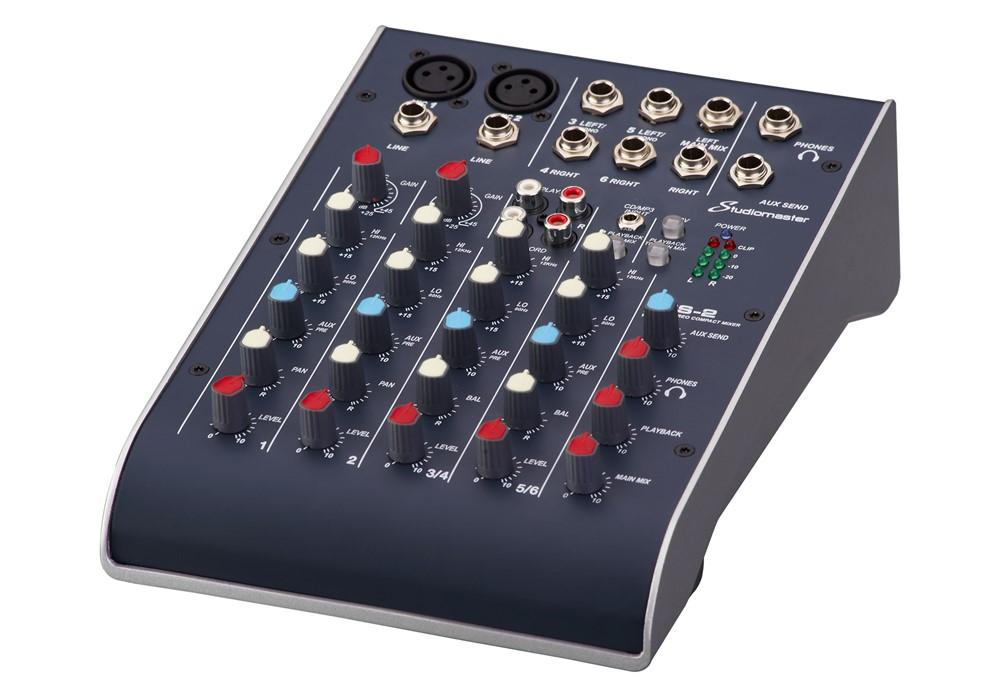 Studiomaster C2-2 image 3