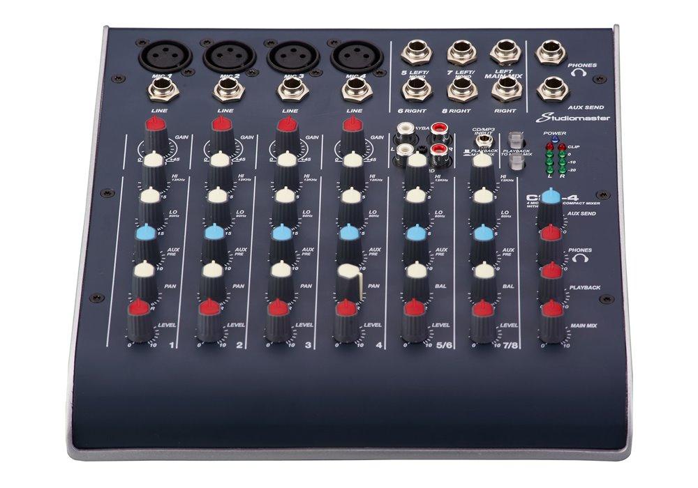 Studiomaster C2-4 image 1