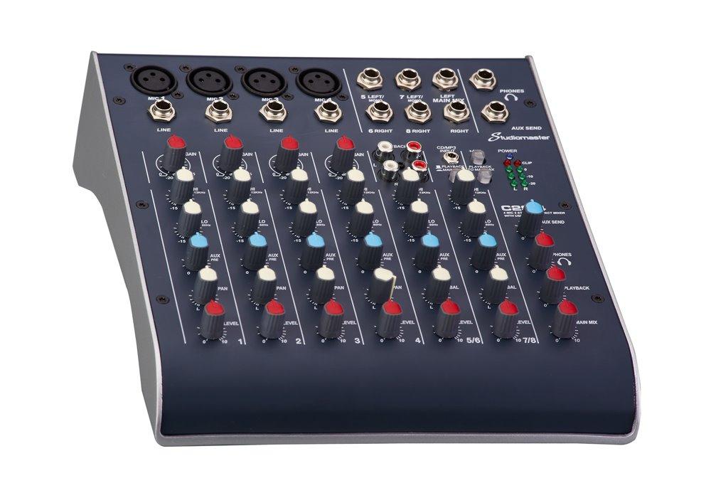 Studiomaster C2-4 image 2