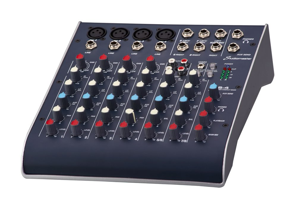 Studiomaster C2-4 image 3