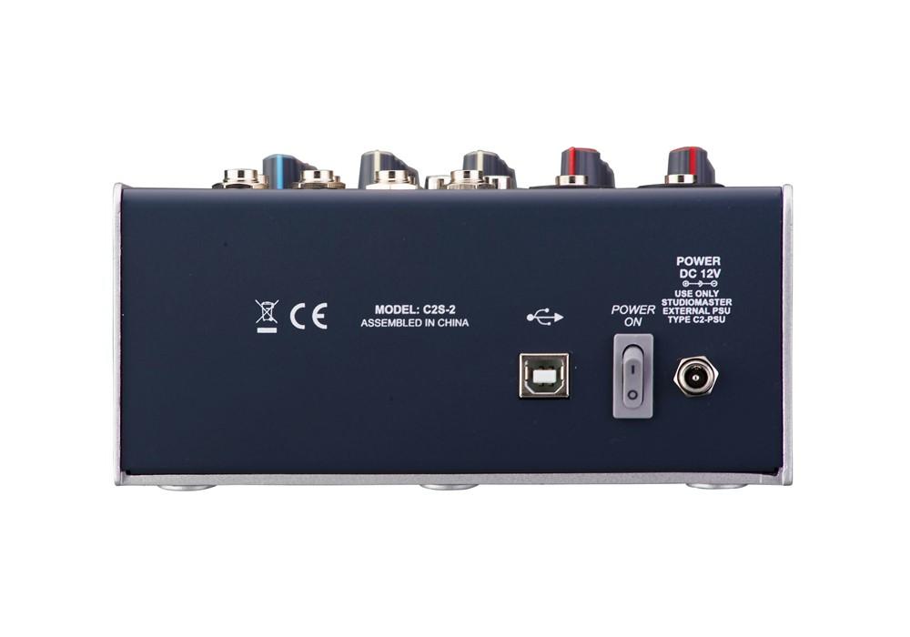 Studiomaster C2S-2 image 4