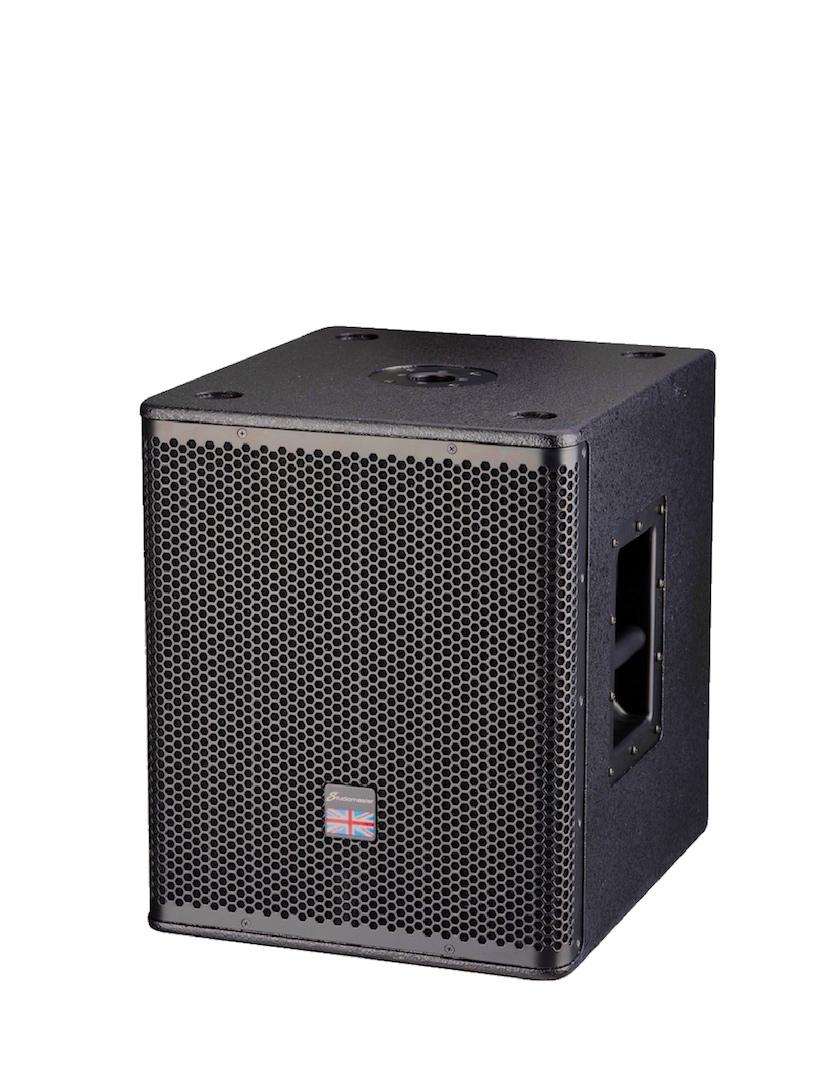 Studiomaster Tower 12 sub speaker cabinet