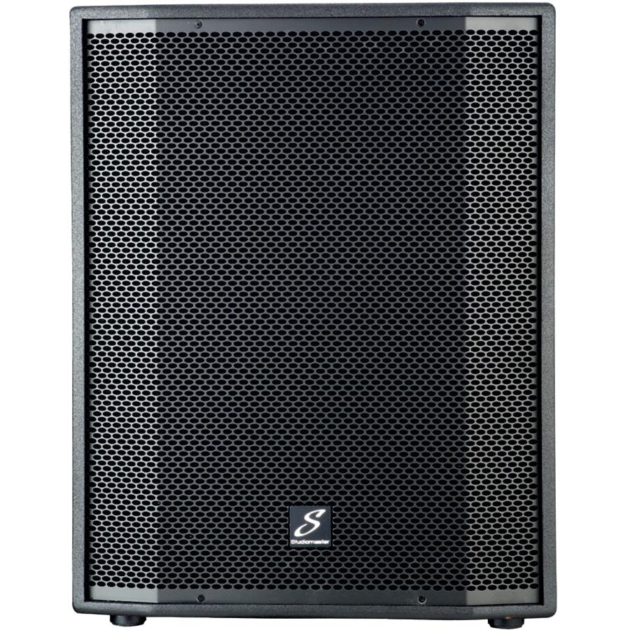 Studiomaster Venture 18S 18SA sub bass speaker cabinet