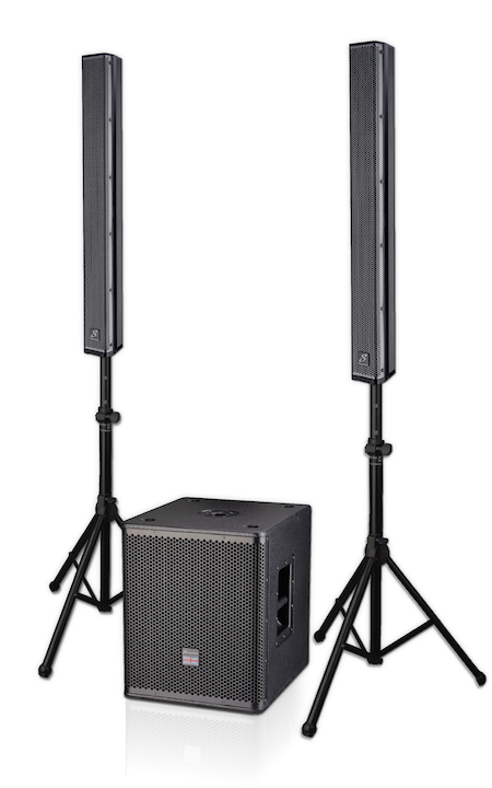 Studiomaster Tower system 1