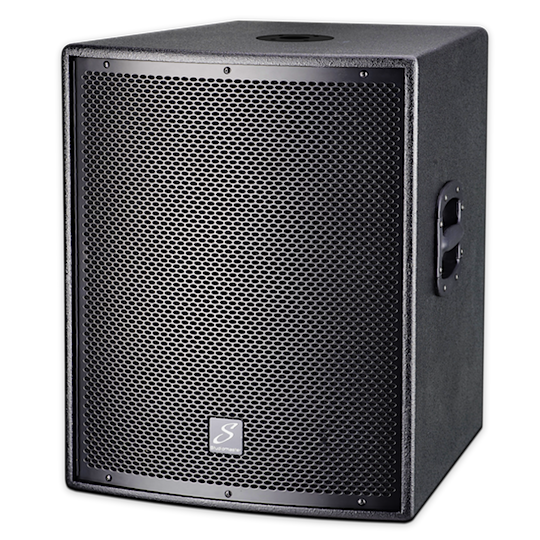 Drive sub bass speaker cabinets