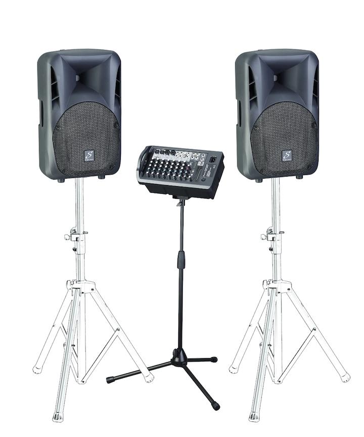 Studiomaster Livesys10 setup