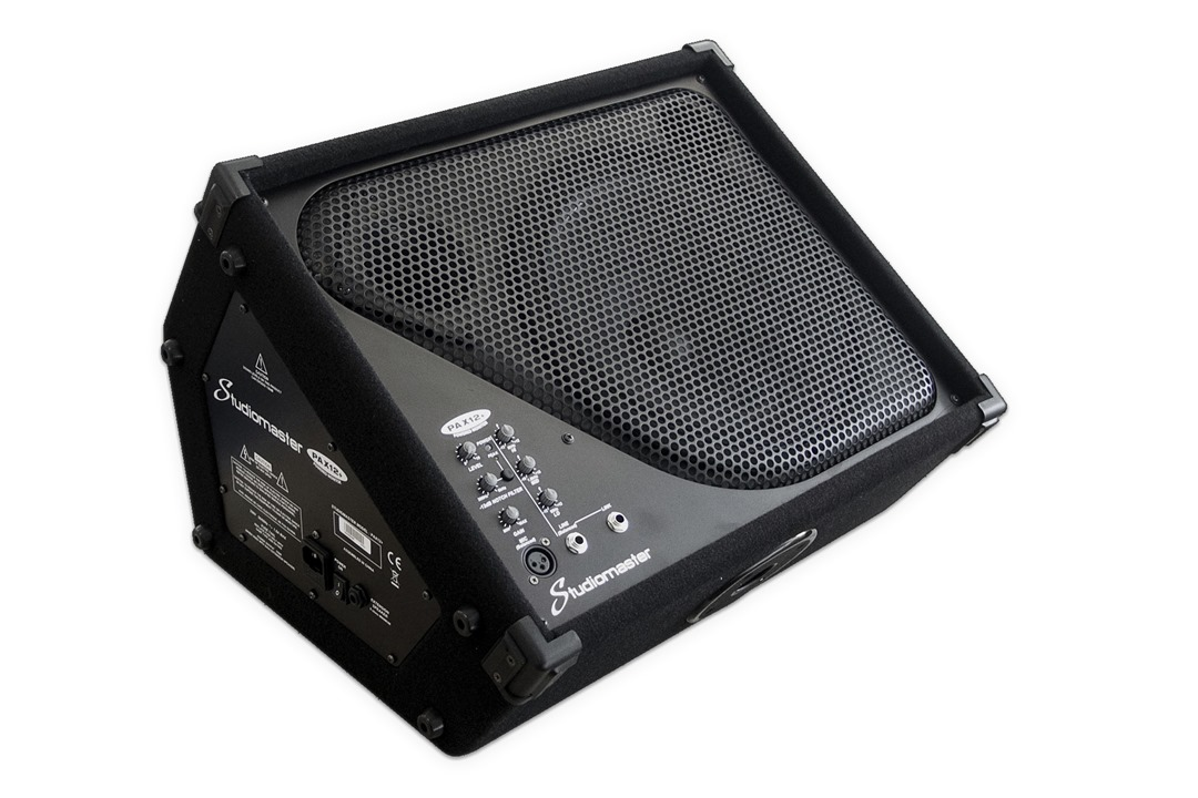 Studiomaster PAX12 monitor speaker cabinet