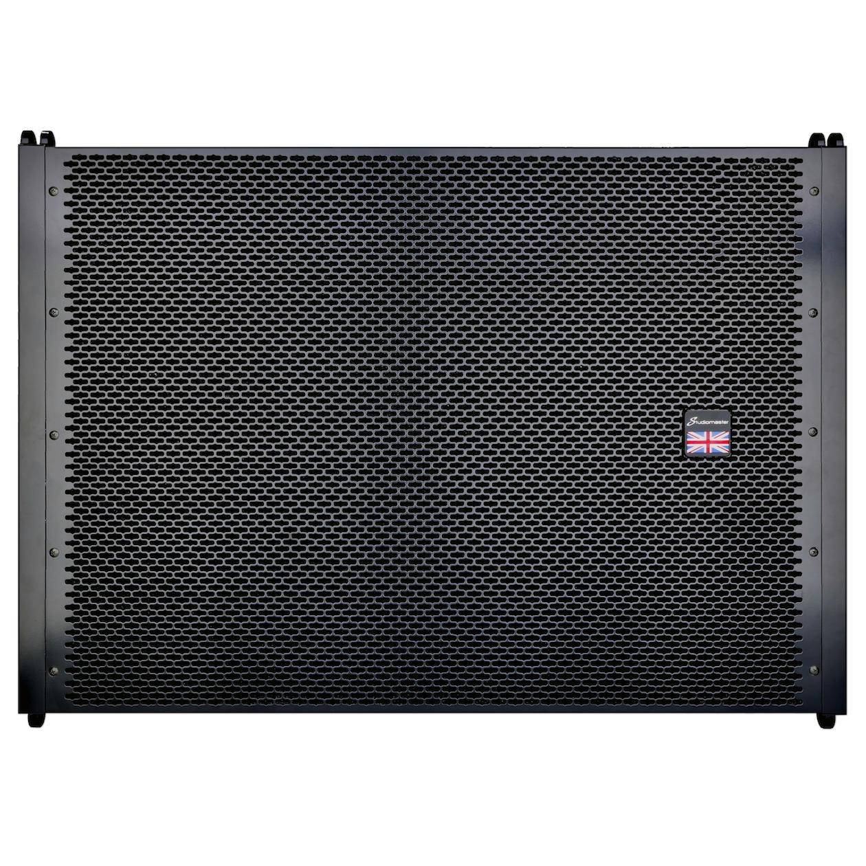 Studiomaster V10s Line array system front view