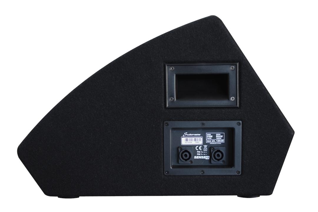 Studiomaster Sense 12 monitor speaker module view