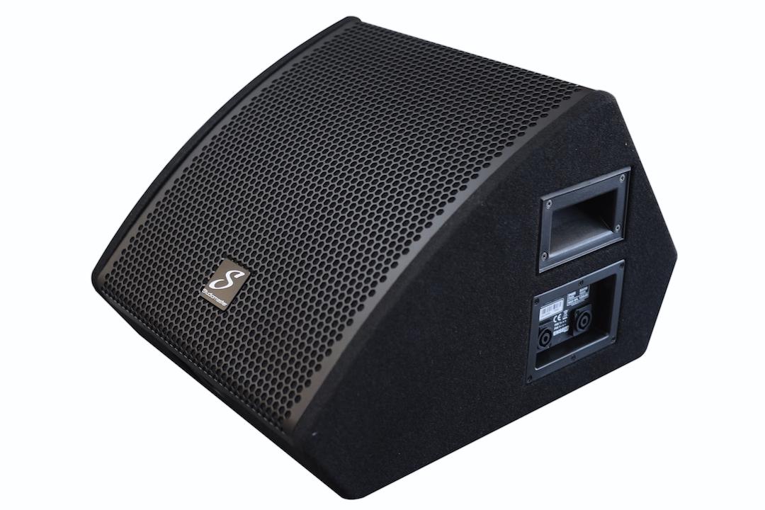 Studiomaster Sense 12 monitor speaker right side view