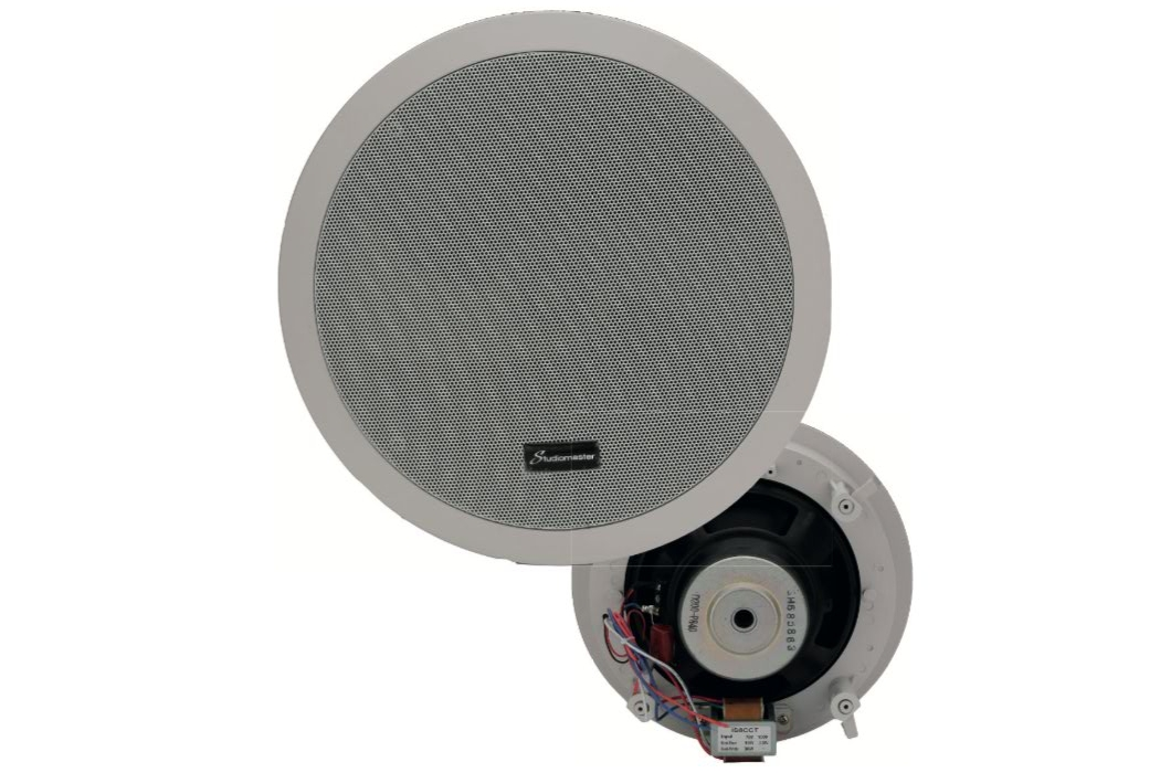 Studiomaster IS8CCT install ceiling speaker