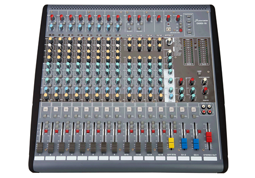 Studiomaster C6 compact mixing console