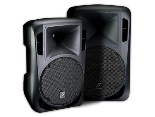 Studiomaster Drive series speaker cabinets