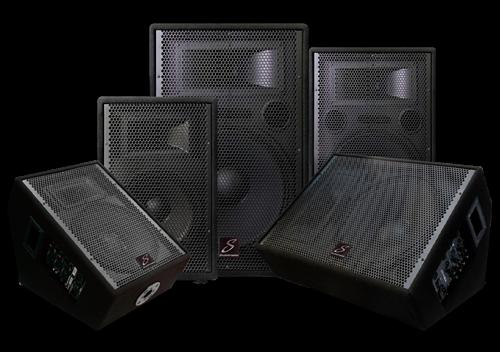 Studiomaster GX Series speaker cabinets