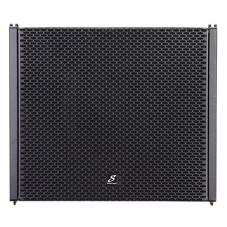 Studiomaster V5SA line array cabinet front