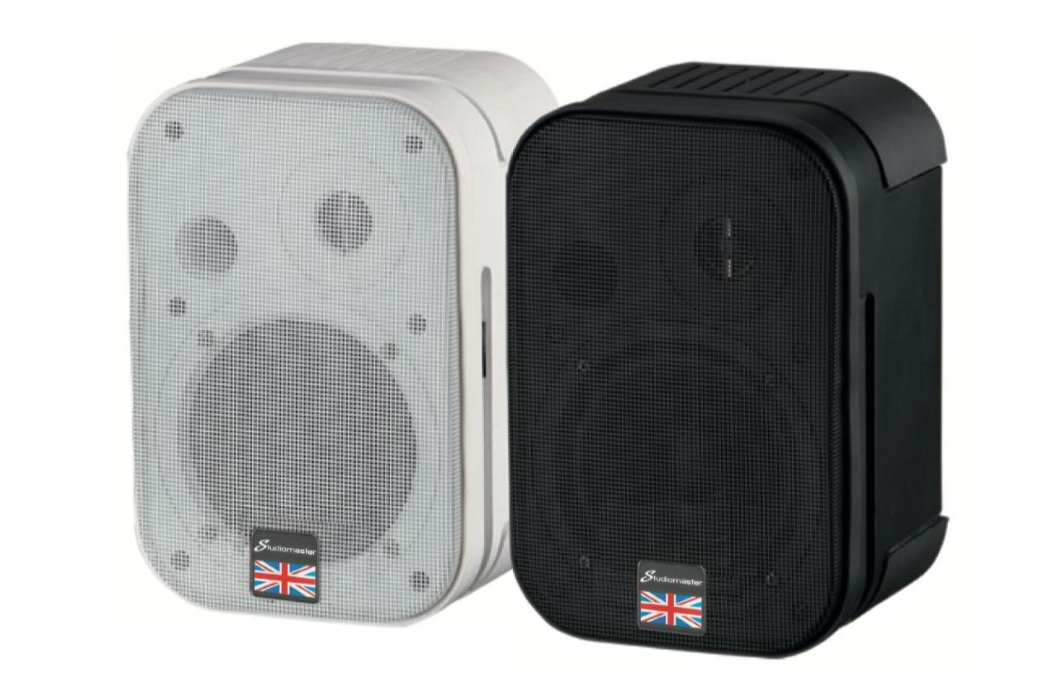 Studiomaster CTR105 install ceiling speaker
