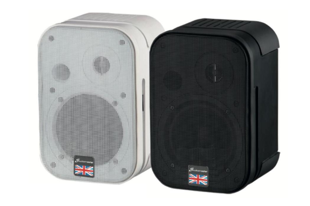Studiomaster CTR105T install ceiling speaker