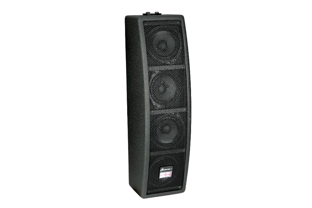 Studiomaster CTR404 install ceiling speaker