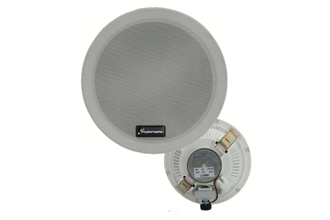 Studiomaster IS6CT install ceiling speaker