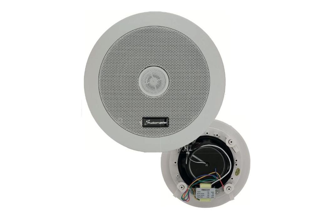 Studiomaster IS6CCT install ceiling speaker